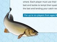 Fish footer