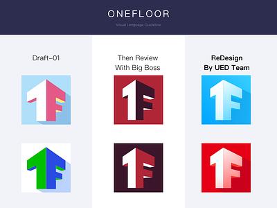 One Floor App Icon icon app