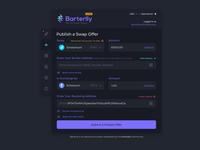 Barterlly OTC Trading App