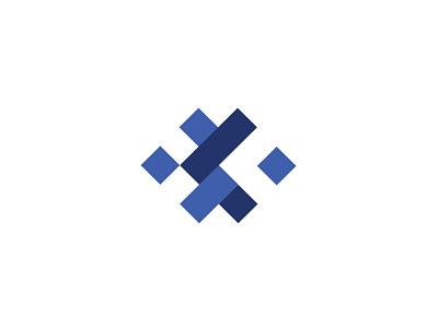 United Capital Logomark logo design crypto fintech mark symbol logo identity design branding