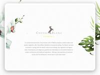 Cheval Blanc Micro Site