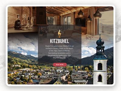 Hannhemkam Lodge 2 travel luxury web  design website landing page