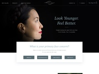 Conversion-Focused Web Design For Skincare Brand