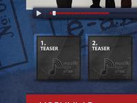 Teaser Player