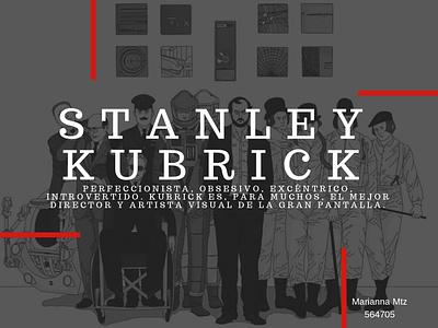 Stanley Kubrick 01 stanley kubrick presentation design