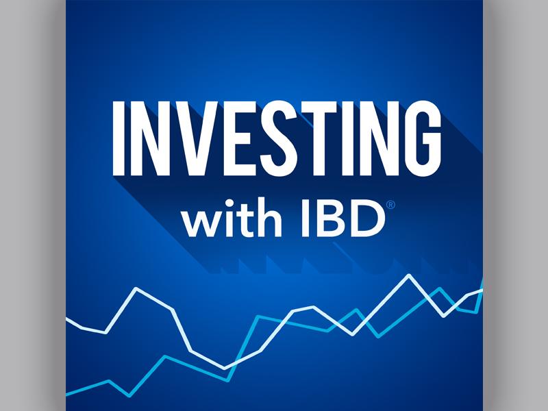 IBD Podcast Logo design creative direction creative logo illustration branding podcast logo podcast ad campaign art direction