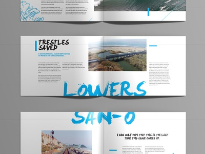 Aframe Surfing Magazine