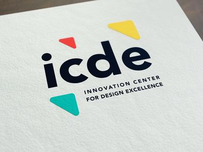 ICDE Logo Design
