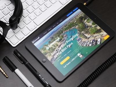 Boating Insurance Website