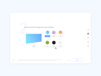 Creative Brief Webform: Choose a Color