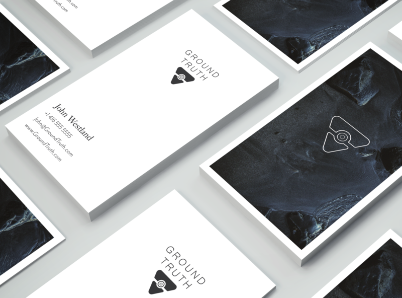 Ground Truth Business Cards