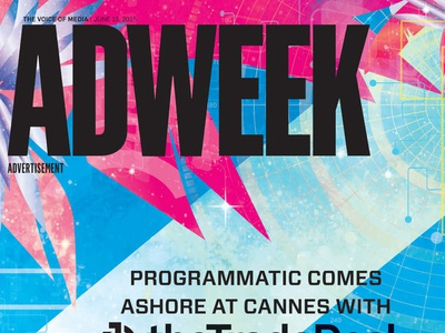 Adweek Cannes Cover