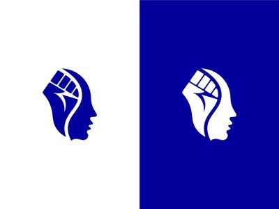Blue Volition Logo Design