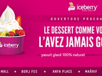 "Iceberry ""Coming soon"" Palisade"