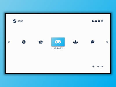 DailyUI 025 - TV App