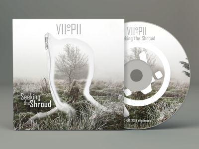 Vii Pii - Seeking the shroud / Album Artwork