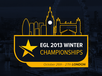 EGL London Logo logo gaming london esports
