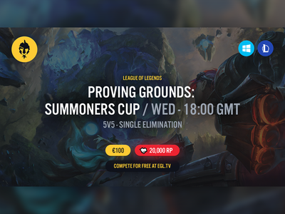 Proving Grounds lol games gaming league of legends esports