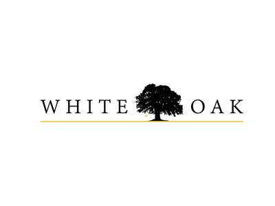 White Oak Logo Design lettering flat website typography minimal logo illustrator illustration design branding