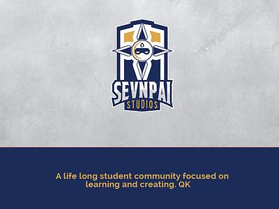 Sevnpai Studios design branding vector ui logo
