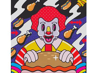 Ngr_Rnld illustration art colorful