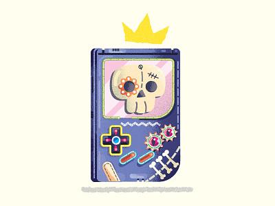 Muertendo Game Boy