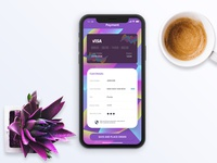 Daily UI- Day02 Creditcard Check Out