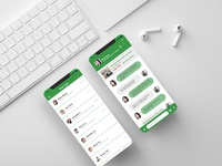 Daily UI-Day13 Direct Messaging