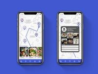 Daily UI- Day20 Location Tracker