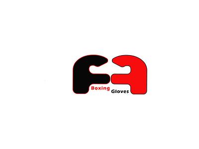 Boxing Gloves logodesign logotype business cards logo