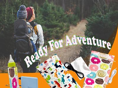 Ready for Adventure e commerce