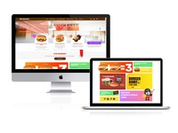Workin' on Subburger new website