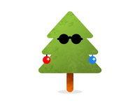 Christmas stickers for iOS messages