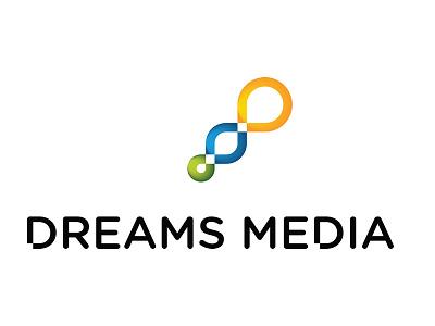 Dribbble Dreamsmedia Logo logo
