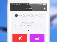 Insuranse app