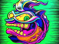 Skunkvenger - Madballs
