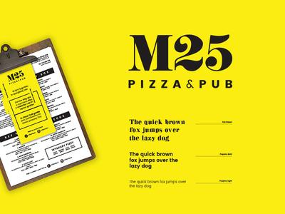 M25 - PIZZA&PUB