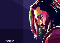"Avengers: End Game ""The Winter Soldier WPAP"""