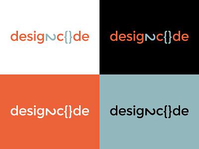 design2code colours logo branding design code design2code orange teal colours swatch