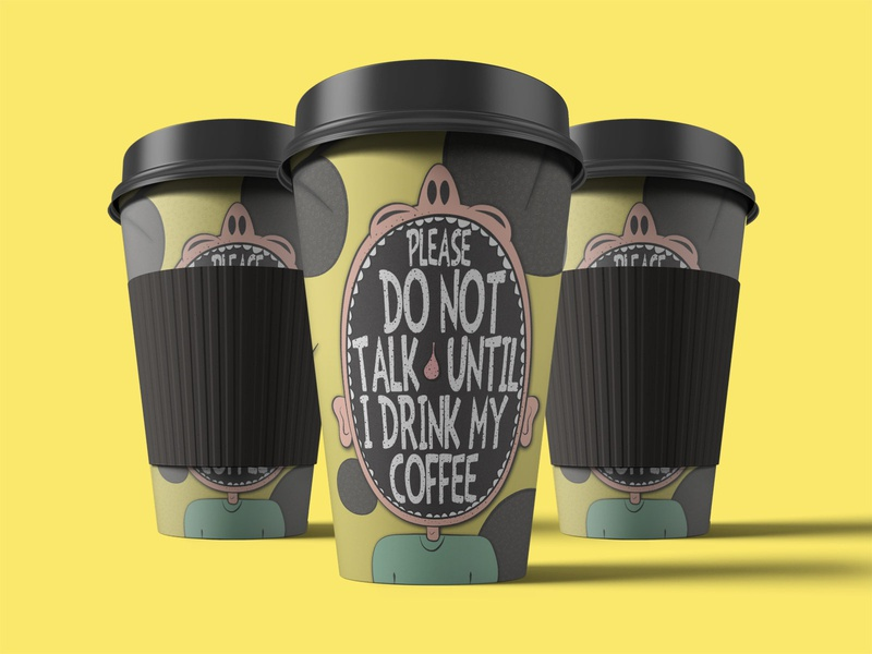Coffee2Go Packaging Design Concept design concept packaging design concept packaging design packaging design illustration designinspiration branding branding design designideas