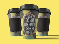 Coffee2Go Packaging Design Concept