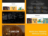 Cryptocurrency Wordpress Theme   Presentation