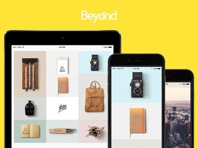 Beyond - All In One WordPress Theme