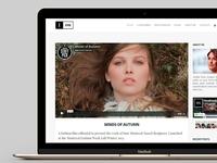 MacBook View - Ink WordPress Theme