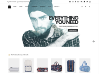 Shop Full-Width - Seller eCommerce WordPress Theme