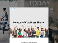 Home Page - Beyond WordPress Theme