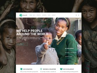 Nonprofit WordPress Theme - Charity Site Creator