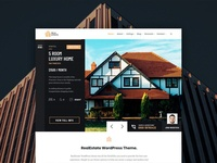RealEstate WordPress Theme - Property Listings Site Builder