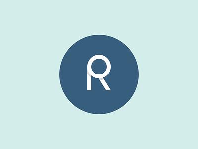 O + R Monogram 4 branding personal icon logo monogram design