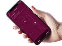 Caltrain Commuter App Concept